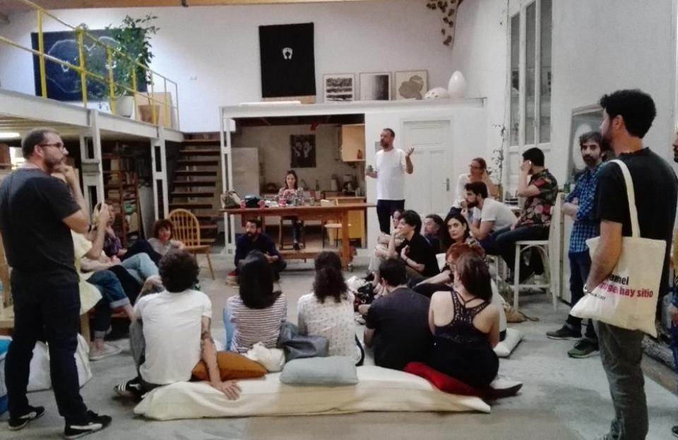 ArtBanchel reunión
